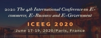 2020 The 4th International Conference on E-commerce, E-Business and E-Government (ICEEG 2020)