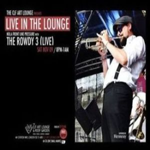 The Rowdy 3 - Live In The Lounge, London, United Kingdom