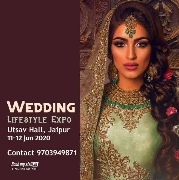 Dahleez Winter Wedding Lifestyle Exhibition at Jaipur, Jaipur, Rajasthan, India