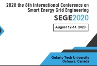 2020 the 8th International Conference on Smart Energy Grid Engineering (SEGE 2020)