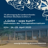19th Annual Meeting of the National Association of North Rhine-Westphalia in the DGI eV