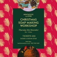 Christmas Soap Making Workshop
