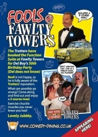 Fools @ Fawlty Towers Kendal 07/02/2020