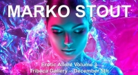 """Erotic Allure Volume 3"" Marko Stout Video Installation Tribeca Gallery"