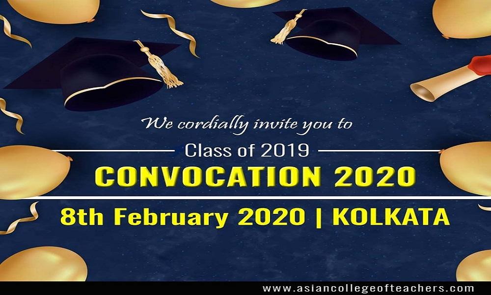Convocation Ceremony cum Symposium - Kolkata, Kolkata, West Bengal, India
