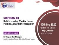 Convocation Ceremony cum Symposium - Chennai