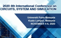 2020 4th International Conference on Circuits, System and Simulation (ICCSS 2020)