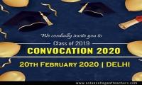 Convocation Ceremony - Delhi