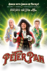 Peter Pan Pantomime at Blackpool Grand Theatre 2019