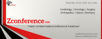 Zconference 2020 - India's first multi-medical summit & tradeshow