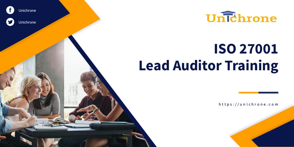 ISO 27001 Lead Auditor Training in New York United States, New York, United States