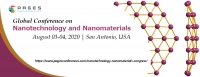 Global Conference on Nanotechnology and Nanomaterials