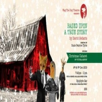"Christmas Cabaret and ""Based Upon A True Story"" by David Sedaris!"
