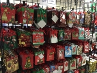 Holiday Gift Packaging Warehouse Sale