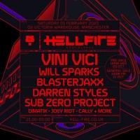 Hellfire 3.0 Manchester