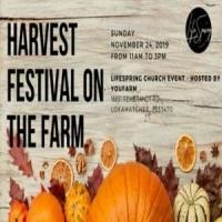 Harvest Festival on the Farm