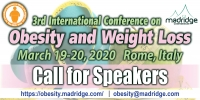 3rd International Conference on Obesity and Weight Loss