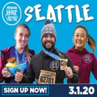 Allstate Hot Chocolate 15k/5k Seattle 2020
