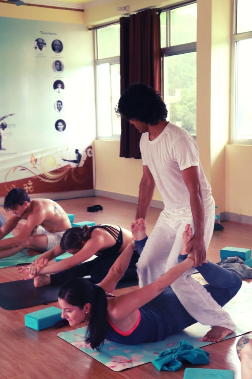 200 Hour Yoga Teacher Training Rishikesh India Training Or Development Class
