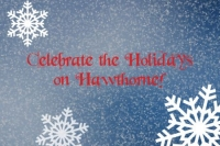 Celebrate the Holidays on Hawthorne