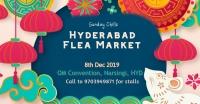 Sunday Chills - Hyderabad Flea Market - BookMyStall