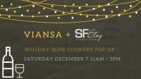Viansa Wine Country Holiday Pop-Up