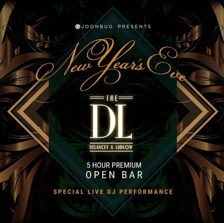 The DL New Years Eve 2020 Party, New York, United States