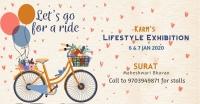 KARM - Fashion & Lifestyle Exhibition at Surat - BookMyStall