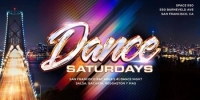 Dance Saturdays - Salsa, Bachata Dancing - 3 Rooms, 3 Dance Lessons at 8:00