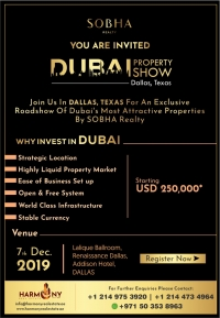 Dubai Property Show Dallas