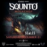 Squnto - Megachop Tour | IRIS Esp101 - Saturday Dec 21