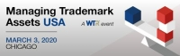 Managing Trademark Assets USA, March 3 2020, Chicago