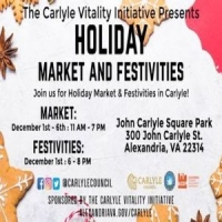 Carlyle Holiday Festivities, Market, and Movie!