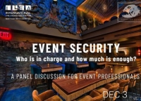 Event Security: Who is in charge and how much is enough?