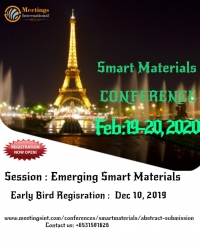 13th International conference on Smart Materials & Polymer Technology