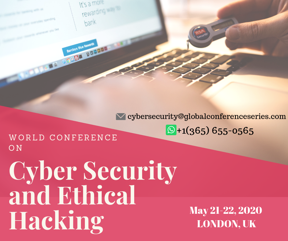World Conference on  Cyber Security and Ethical Hacking, UB7 0DU London Heathrow, London, United Kingdom