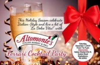 Altomonte's Holiday Party