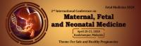 2nd International Conference on Maternal, Fetal and Neonatal Medicine