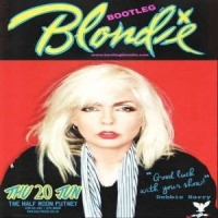 Bootleg Blondie Live Tribute Band at Half Moon Putney London Monday 30 Dec