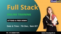 Full Stack Developer Online Training