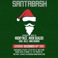 Santa Bash at Slate NYC 2019