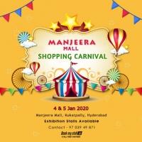 Winter Exhibition Sale at Manjeera Mall, Hyderabad - BookMyStall