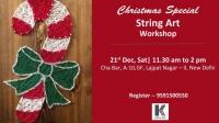 String Art Workshop | Kindle Arts