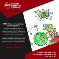 GIS for Disease Surveillance Monitoring Course