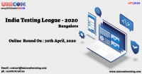 India Testing League 2020 - Bangalore