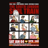 The South London Soul Train with Heavy Beat Brass Band (Live) + More