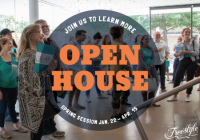 Open House Spring 2020! Spanish, French, Italian Classes