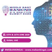 3rd Edition Banking AI & Analytics Summit 2020