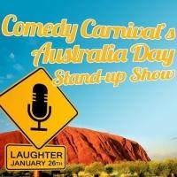 Australia Day Comedy at Bush Hall