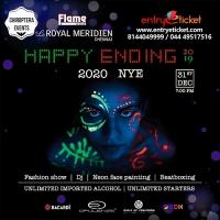 HAPPY ENDING 2019 - Entryeticket